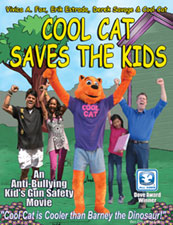 COOL CAT MOVIE DVD