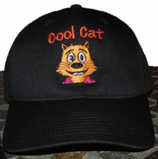 COOL CAT HAT